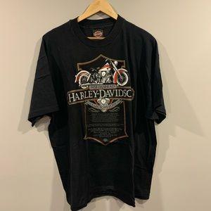 Harley Davidson South Carolina '58 Panhead T-Shirt